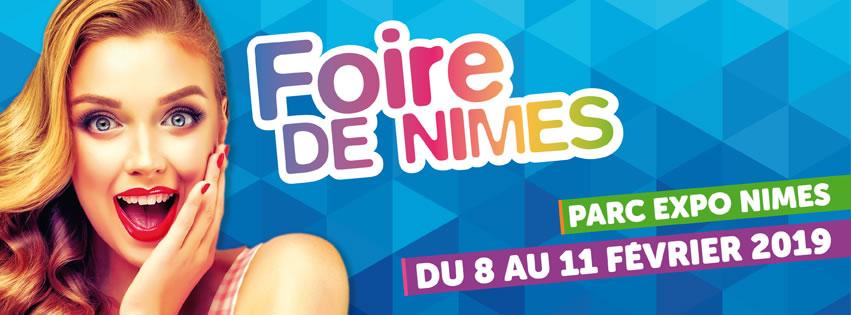 Foire de Nimes 2019